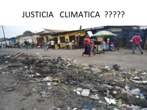 Where is Climate Justice for these families in the Congo?